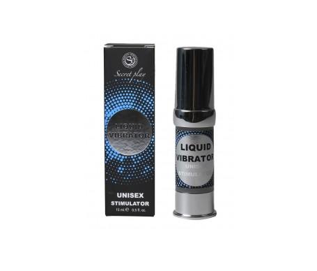 Secret Play Liquid gel estimulador vibración diferente a los demás