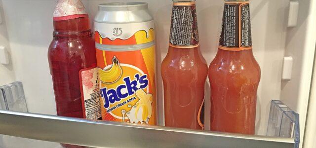 Soda de crema de plátano Fleshjack 'Sex-in-a-Can'